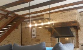 Isolation phonique entre étages dans une maison ancienne à Férel 56130